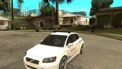 VOLVO C30 SAFETY CAR STCC v2.0 para GTA San Andreas