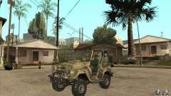 UAZ-3150 canalla para GTA San Andreas
