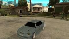 VAZ 2115 TTC Tuning para GTA San Andreas