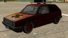 VW Golf II Shadow Crew