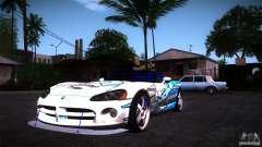 Dodge Viper Mopar Drift