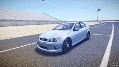 Holden Commodore (FBINOoSE) para GTA 4