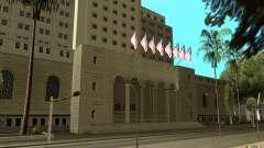 Textura mejorada del Ayuntamiento