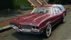 Oldsmobile Vista Cruiser 1972 v1.0 para GTA 4