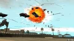 Agujero negro para GTA San Andreas