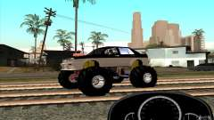 Jetta Monster Truck para GTA San Andreas