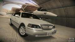 Lincoln Towncar 2010 para GTA San Andreas