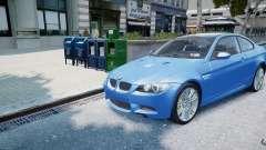 BMW M3 E92 2008 v.2.0 para GTA 4