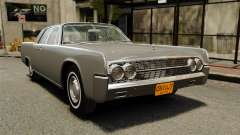 Lincoln Continental 1962 para GTA 4