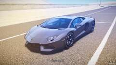 Lamborghini Aventador LP700-4 [EPM] 2012 para GTA 4