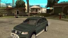 Volkswagen Touareg V10TDI 4x4 para GTA San Andreas