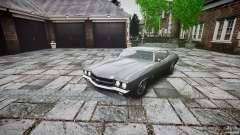 Chevrolet Chevelle SS 1970 para GTA 4