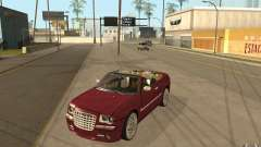 Chrysler 300c Roadster Part2 para GTA San Andreas