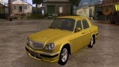 Volga GAZ 31107 para GTA San Andreas