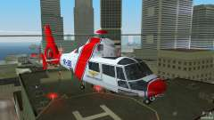 Eurocopter As-365N Dauphin II para GTA Vice City