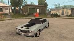 SabreGT de GTA 4 para GTA San Andreas