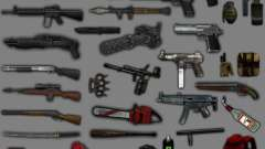 New Weapon Pack