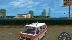 RAF 2203 ambulancia