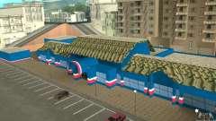 Pepsi Market and Pepsi Truck para GTA San Andreas