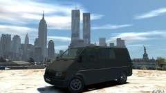 Ford Transit 1999 para GTA 4