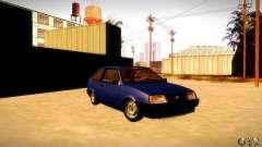 VAZ 2108 v2.0 para GTA San Andreas