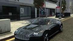 Aston Martin V12 Vantage 2010 V.2.0 para GTA 4