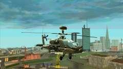 Apache AH64D Longbow