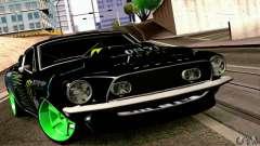 Shelby GT500 Monster Drift