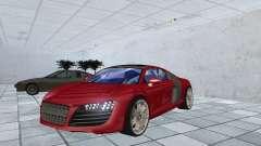Audi Le Mans Quattro para GTA San Andreas