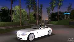 BMW Z4 2004 para GTA Vice City
