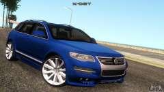 VolksWagen Touareg R50 JE Design Tuning para GTA San Andreas