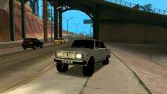 VAZ 2107 para GTA San Andreas