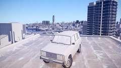 VAZ 21043 para GTA 4