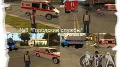 Versión de servicios de la ciudad 2