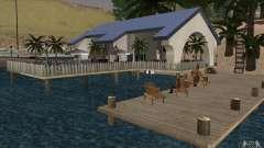 Club de playa para GTA San Andreas