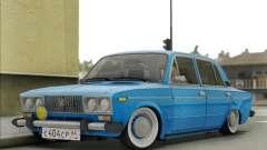 Retro 2106 VAZ para GTA San Andreas