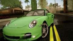 Porsche 911 (997) turbo para GTA San Andreas