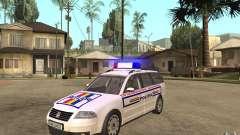 VW Passat B5+ Variant Politia Romana