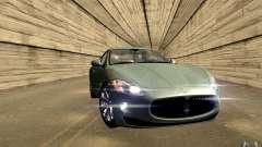 Maserati Gran Turismo 2008 para GTA San Andreas