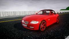 BMW Z4 Roadster 2007 i3.0 Final para GTA 4