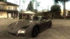 Lexus LFA Custom para GTA San Andreas