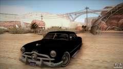 Ford Coupe Custom 1949 para GTA San Andreas