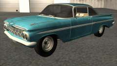 Chevrolet Impala Coupe 1959 Used