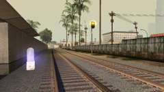 Luces de tráfico ferroviario