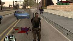 Zombe from Gothic para GTA San Andreas