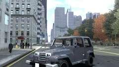 Mesa en GTA San Andreas para GTA IV