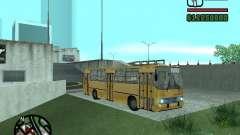 IKARUS 260.37 para GTA San Andreas