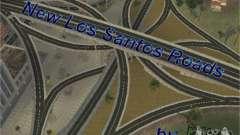 Nuevos caminos de Los Santos