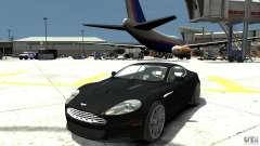 Aston Martin DBS v1.1 sin tonificante para GTA 4