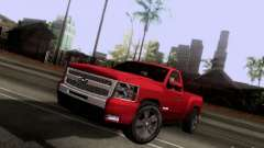 Chevrolet Cheyenne Single Cab para GTA San Andreas